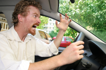 Emotions and road rage